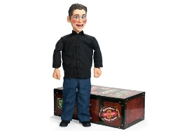 "America Collectibles - ""Little Jeff"" Ventriloquist"