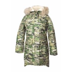 Dasti - Winter Warm Shearling Fur Parka Coat