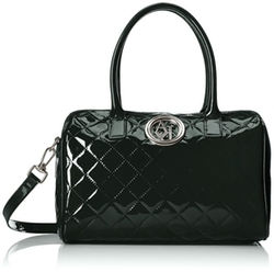 Armani Jeans - Quilted Bowler Cross Body Bag