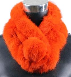 SSB  - Real Fur Scarf