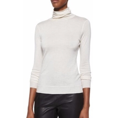 Ralph Lauren Black Label - Cashmere-Blend Turtleneck Sweater