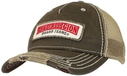 True Religion - Twill Tr Patch Cap