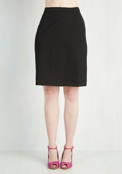 Mod Cloth - Presentation Preparation Skirt