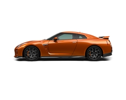 Nissan - GT-R Coupe