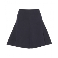 Red Valentino - Cotton Miniskirt