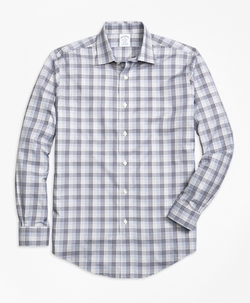Brooks Brothers - Plaid Sport Shirt