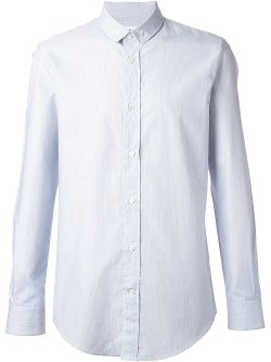 Maison Martin Margiela  - Striped Button Down Shirt