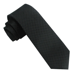 Haggar - Woven Solid Textured Tie