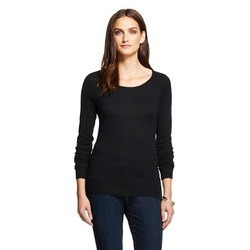 Target - Boat Neck Pullover Sweater