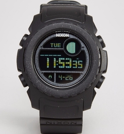 Nixon  - Super Unit Digital Watch