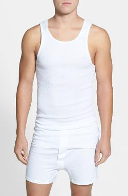 Nordstrom  - Supima Cotton Athletic Tank Top