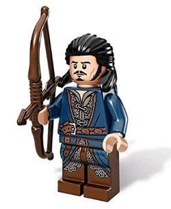 Lego - Bard the Bowman The Hobbit Lego Minifigure