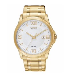 Citizen - Eco-Drive Stainless Steel Bracelet Watch