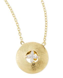 JudeFrances Jewelry   - Window Charm Pendant Necklace