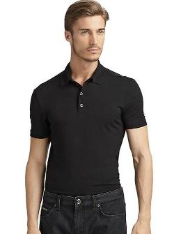 Armani Collezioni  - Classic Polo Shirt