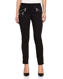 L.A.M.B.  - Zip Pocket Skinny Pants