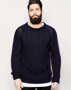 Asos - Cable Knit Sweater