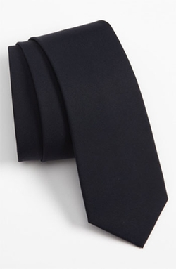 The Tie Bar - Solid Cotton Tie