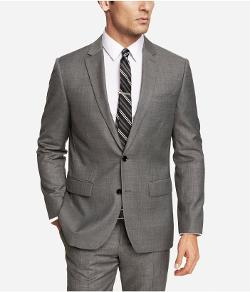 Express - MICRO TWILL PRODUCER SUIT JACKET