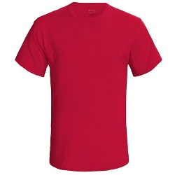 Hanes - T-Shirt - Short Sleeve