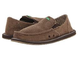 Sanuk  - Pick Pocket Hemp