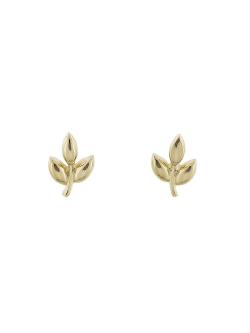 Finn - Leaf Stud Earrings