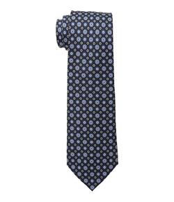 Cufflinks Inc.  - Circle Printed Silk Tie