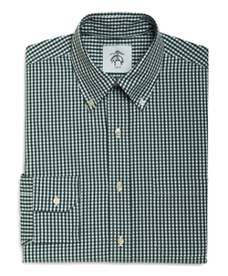 Brooks Brothers - Mini Gingham Button Down Shirt