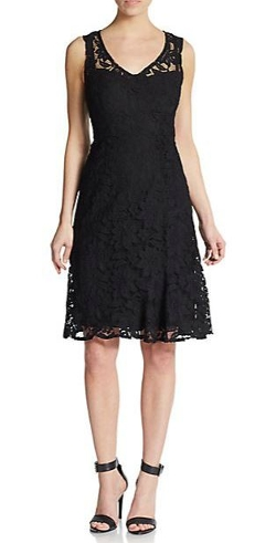 Nanette Lepore - Lace Sheath Dress