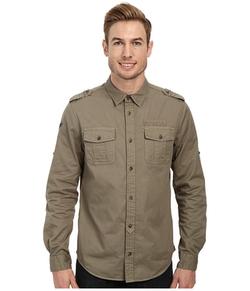 Buffalo David Bitton - Sigma Long Sleeve Woven Shirt
