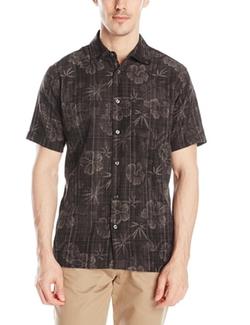 Van Heusen - Short Sleeve Floral Shirt