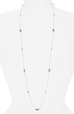 Freida Rothman - The Standards Long Station Necklace