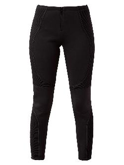 GROUND ZERO  - ribbed knit legging