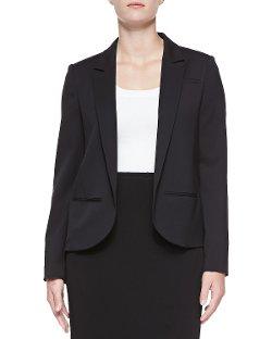 Michael Kors  - Gabardine Tuxedo Jacket