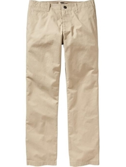 Old Navy - Broken-In Loose-Fit Khaki Pants