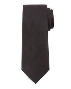 Lanvin - Solid Silk Tie