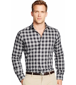Polo Ralph Lauren - Buffalo Plaid Twill Estate Shirt