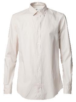 MAISON MARTIN MARGIELA  - classic collar plain shirt
