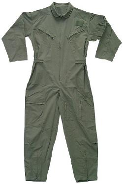 Flight Suits  - US Air Force Military Style Flight Suit Coveralls