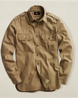 Ralph Lauren - Twill Military Shirt