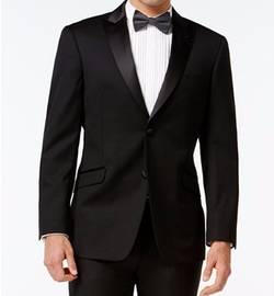 Tommy Hilfiger - Peak-Lapel Classic-Fit Tuxedo Jacket