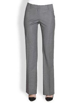 Boss Hugo Boss - Tulia Straight-Leg Trousers