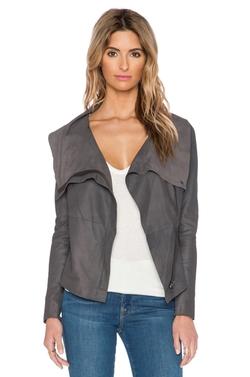 Muubaa - Drape Front Jacket