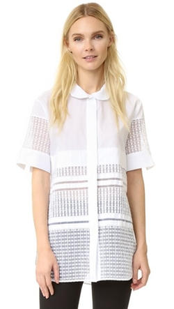 By Malene Birger  - Eliado Short Sleeve Shirt