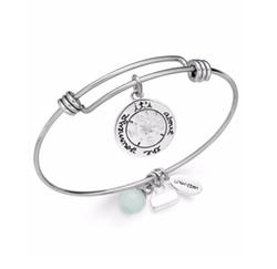Love This Life - Charm Bangle Bracelet