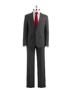 John Varvatos USA - Two Piece Wool Suit