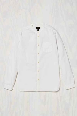 CPO - Mandarin Button Down Shirt