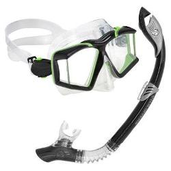 Aqua Lung America - Side View Paradise Snorkel Set