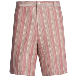 Charleston  - Khakis Linen Shorts