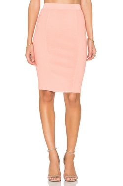 Endless Rose - Knit Midi Skirt